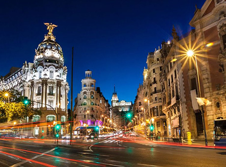 Spanish Delight - Madrid