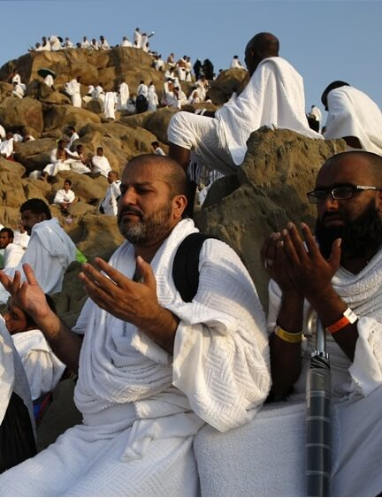 Prayers at Hajj & Umrah